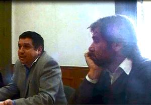 Roberto Loeschbor, presidente del LyA, consultora que hizo el estudio de impacto ambiental de Eurnekián. Ph: Matías Spicogna.